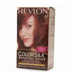 Revlon Colorsilk Hair Color Dye - Medium Auburn 42