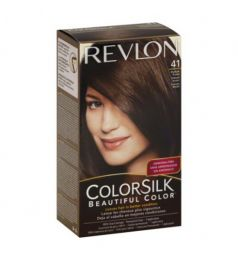 Revlon Colorsilk Hair Color Dye - Medium Brown 41