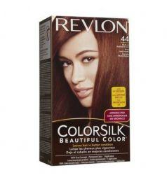 Revlon Colorsilk Hair Color Dye - Medium Reddish Brown 44