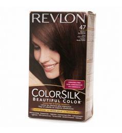 Revlon Colorsilk Hair Color Dye - Medium Rich Brown 47