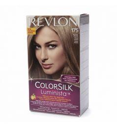 Revlon ColorSilk Luminista Hair Color Dye - Medium Blonde 175