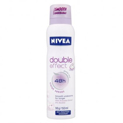 Nivea Deodorant Spray Double Effect (150ml)