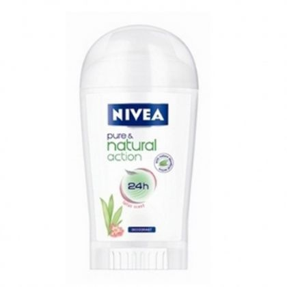 Nivea Pure & Natural Jasmine Scent Stick (40ml)