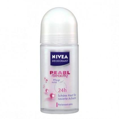 Nivea Roll-on Woman Pearl & Beauty (50ml)