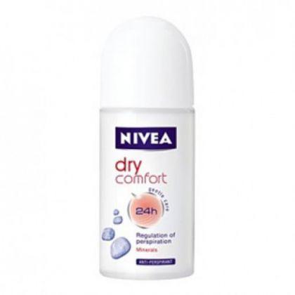 Nivea Roll-on Women Dry & Comfort (50ml)
