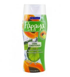 Freeman Papaya And Lime Shine Conditioner 400ml