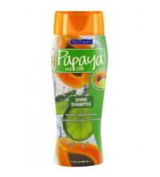 Freeman Papaya And Lime Shine Shampoo 400ml