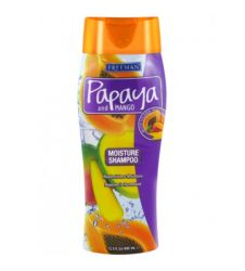 Freeman Papaya And Mango Moisture Shampoo 400ml