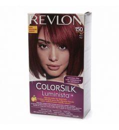 Revlon ColorSilk Luminista Hair Color Dye - Red 150