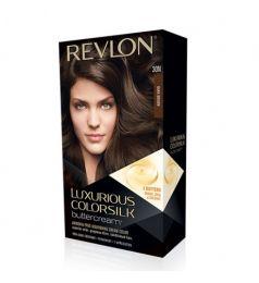 Revlon Luxurious ColorSilk ButterCream Hair Color - 30N Dark Brown
