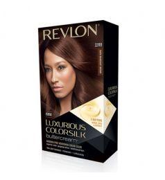 Revlon Luxurious ColorSilk ButterCream Hair Color - 32RB Dark Mahogany Brown
