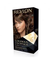 Revlon Luxurious ColorSilk ButterCream Hair Color - 51N Light Brown ...Revlon Luxurious Colorsilk Buttercream Light Golden Brown