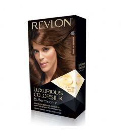 Revlon Luxurious ColorSilk ButterCream Hair Color - 43G Medium Golden Brown