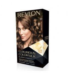 Revlon Luxurious ColorSilk ButterCream Hair Color - 54G Light Golden Brown