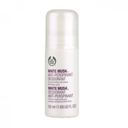 The Body Shop White Musk Anti Perspirant (50ml)