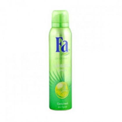 Fa Caribbean Lemon Body Spray