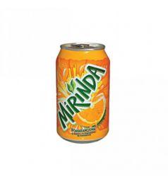 Mirinda Orange Can Of 330