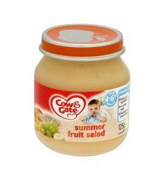 Cow & Gate Summer Fruit Salad 4-6 months (125g)