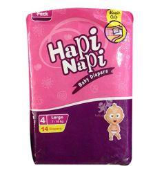 Hapi Napi Diapers (Large) 14 pcs