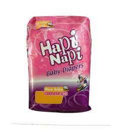 Hapi Napi Diapers (New Baby) 10 pcs