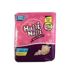 Hapi Napi Diapers (Small) 18 pcs