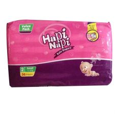 Hapi Napi Diapers (Small) 36 pcs