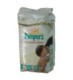 Pamper Diapers Premium Care 3 (4-9 Kg) 72 Pcs