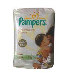 Pamper Diapers Premium Care 5 (11-25kg) 16 Pcs