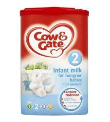 Cow & Gate Infant Milk 2 For Hungrier Babies (900gm)