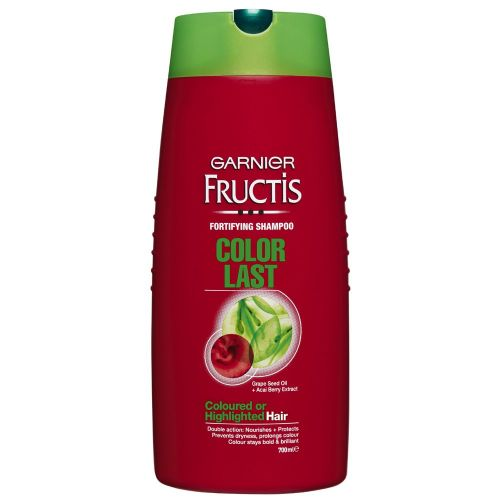 Hair is almost entirely made up of protein, which gives hair its strength. ALL NEW, paraben-free Fructis formulas with Active Fruit Protein, an exclusive combination of citrus protein, Vitamins B3 & B6, fruit & plant-derived extracts and strengthening conditioners, are designed for healthier, stronger hair.
