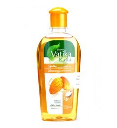 Vatika Almond Enriched Hair Oil (200ml)