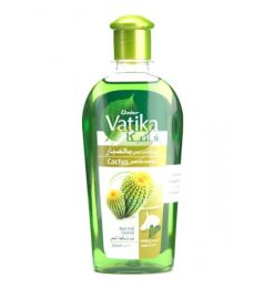 Vatika Cactus Enriched Hair Oil (200ml)
