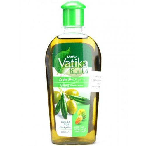 vatika olive enriched hair oil 200ml hair oil amp cream