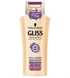 Gliss Hair Repair Shea Cashmere Shampoo (250ml)