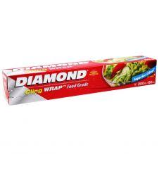 DIAMOND CLING WRAP - 300ft (30cm X 91cm)