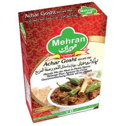 Mehran Achar Gosht Recipe Mix (50gm)