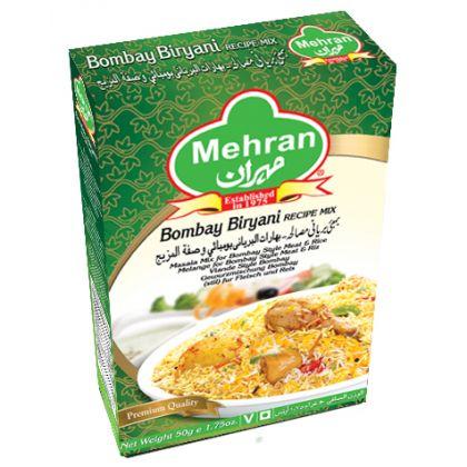Mehran Bombay Biryani Recipe Mix Value Pack