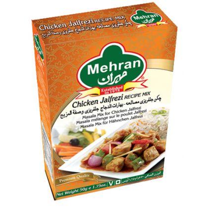 Mehran Chicken Jalfrezi Recipe Mix (50gm)