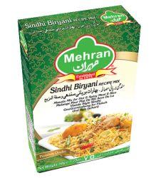 Mehran Sindhi Biryani Recipe Mix Value Pack
