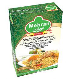 Mehran Sindhi Biryani Recipe Mix (50gm)