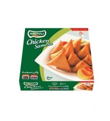 Menu Chicken Samosa 240 Grams (12 Pieces)