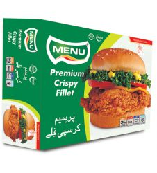 Menu Premium Crispy Fillet 5's (565gm)