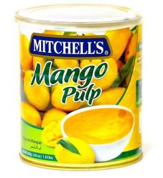 Mitchell's Chaunsa Mango Pulp (473gm)