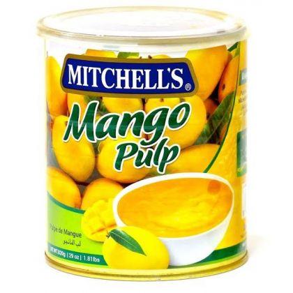 Mitchell s Chaunsa Mango Pulp (473gm)