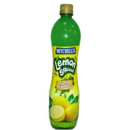 Mitchell s Lemon Squash (800ml)