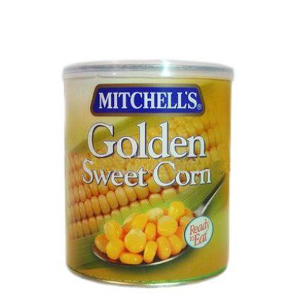 Mitchell s Golden Sweet Corn Can (425gm)