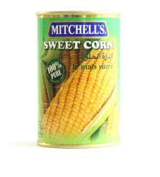 Mitchell's Sweet Corn Can (450gm)