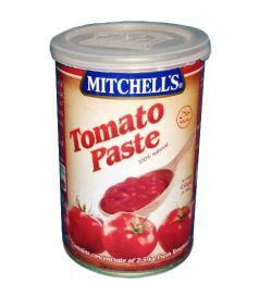 Mitchell's Tomato Paste (450gm)