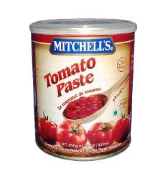 Mitchell's Tomato Paste (850gm)