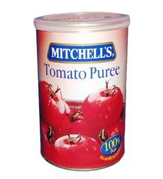 Mitchell's Tomato Puree (450gm)